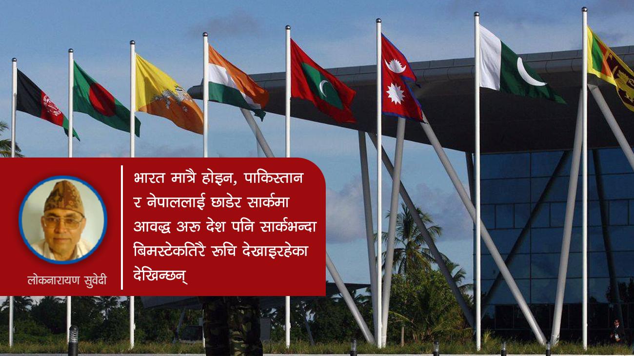 भारतले किन निष्क्रिय तुल्यायो दक्षिण एसियाली संगठन ?