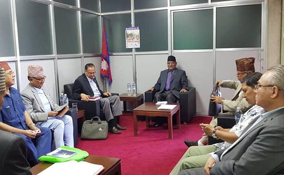 नेकपा सचिवालय बैठक: ४ जना केन्द्रीय समितिमा मनोनित, केही इन्चार्जहरुको हेरफेर