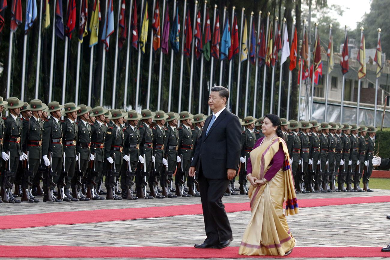 कर्णालीका लागि चीनको नासो - न पासो न हाँसो