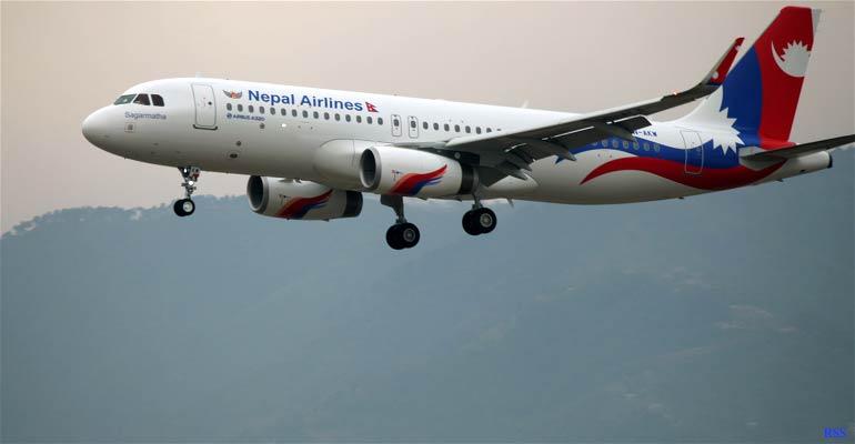 नेपाल वायु सेवा निगमले जापान, चीन र साउदीमा उडान गर्ने