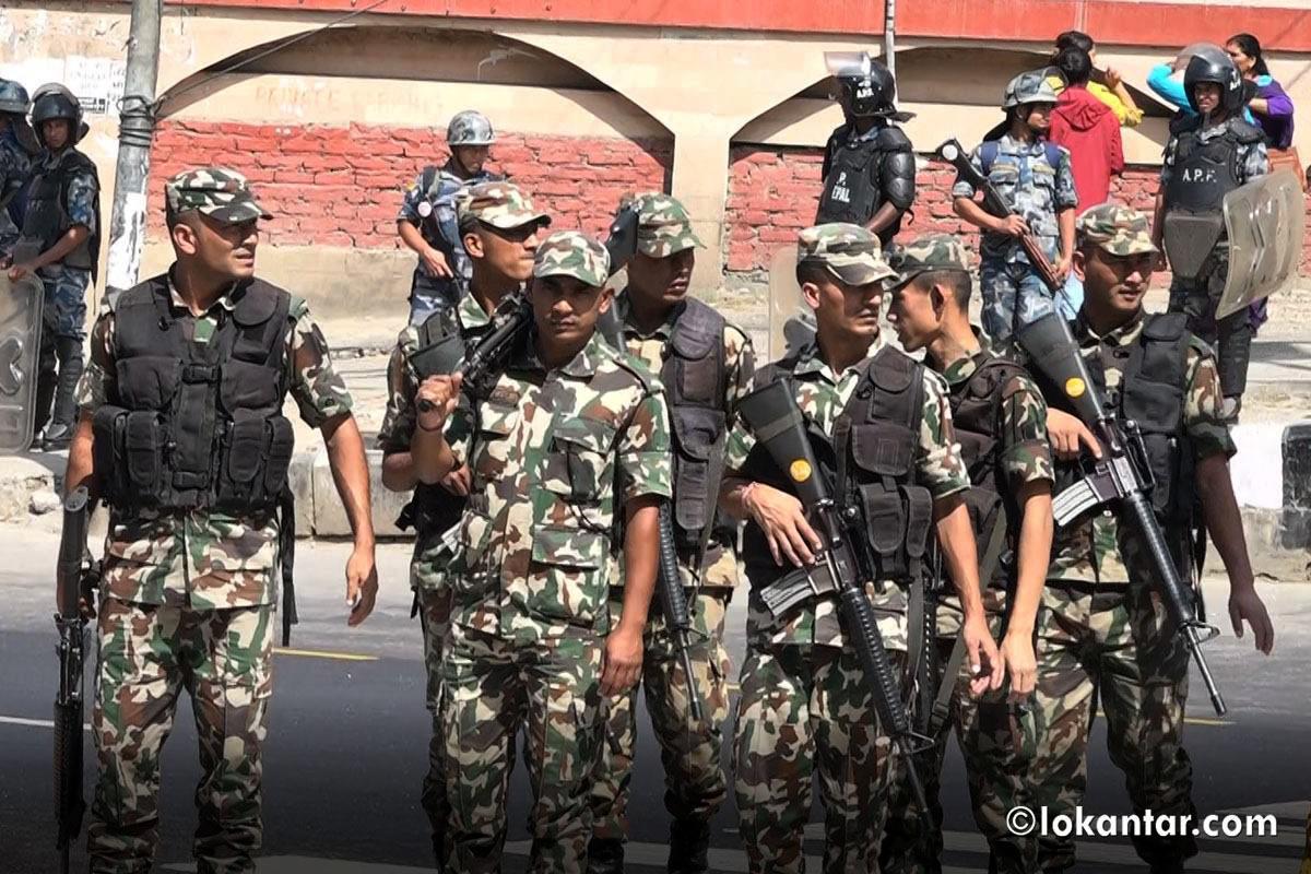 चिनियाँ राष्ट्रपतिको भ्रमण सुरक्षा : विश्वलाई नेपाल सुरक्षित देश भएको सन्देश !
