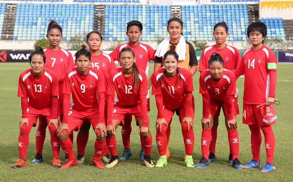 महिला फुटबल खेलाडीले पाए जनही एक लाख, साफ च्याम्पियनसिप जिते थप पुरस्कार पाउने