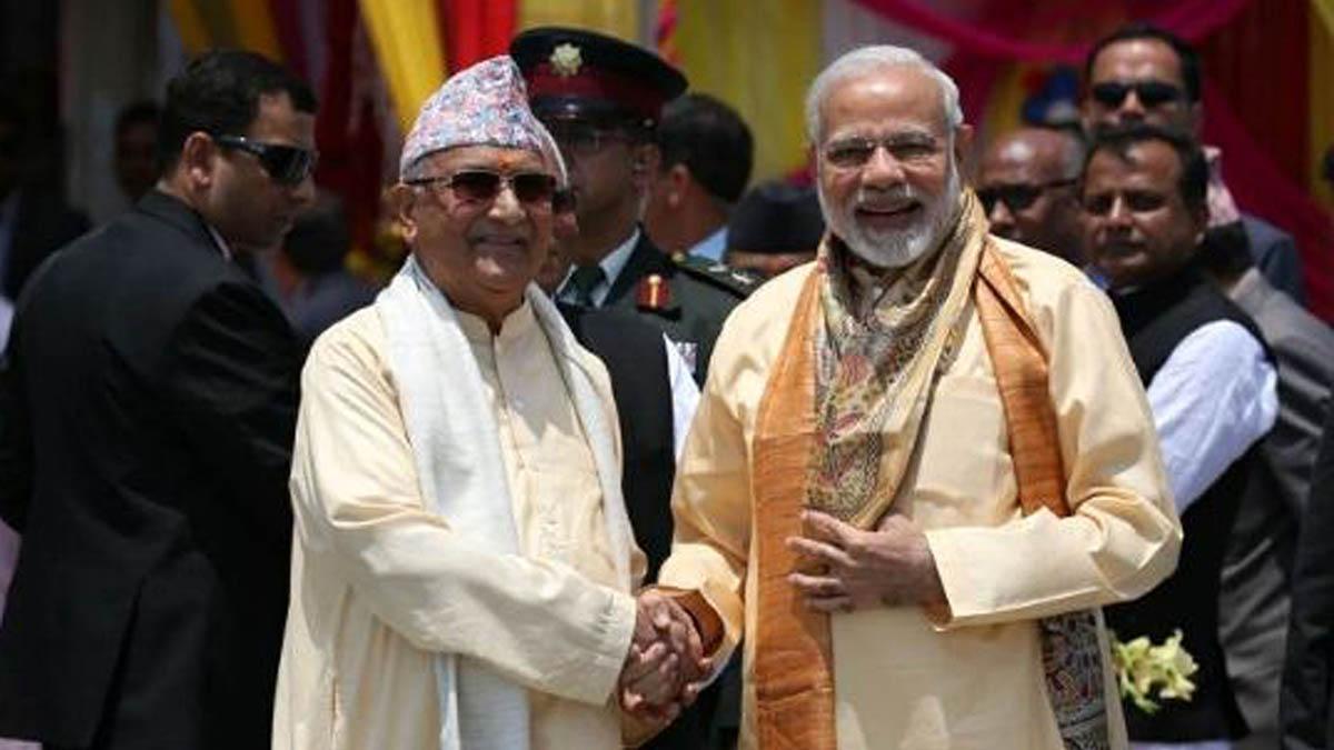 मोदीलाई दोस्रो कार्यकालको शुरूमै रेल उद्घाटन गर्न नेपाल बोलाउने तयारी !