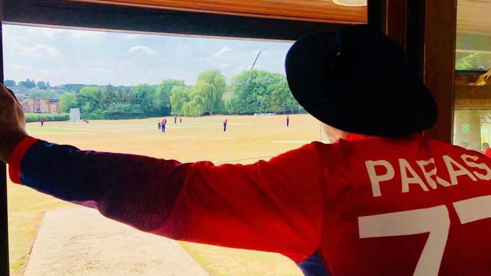 पारसले छाडे नेपाली क्रिकेट टीमको कप्तानी