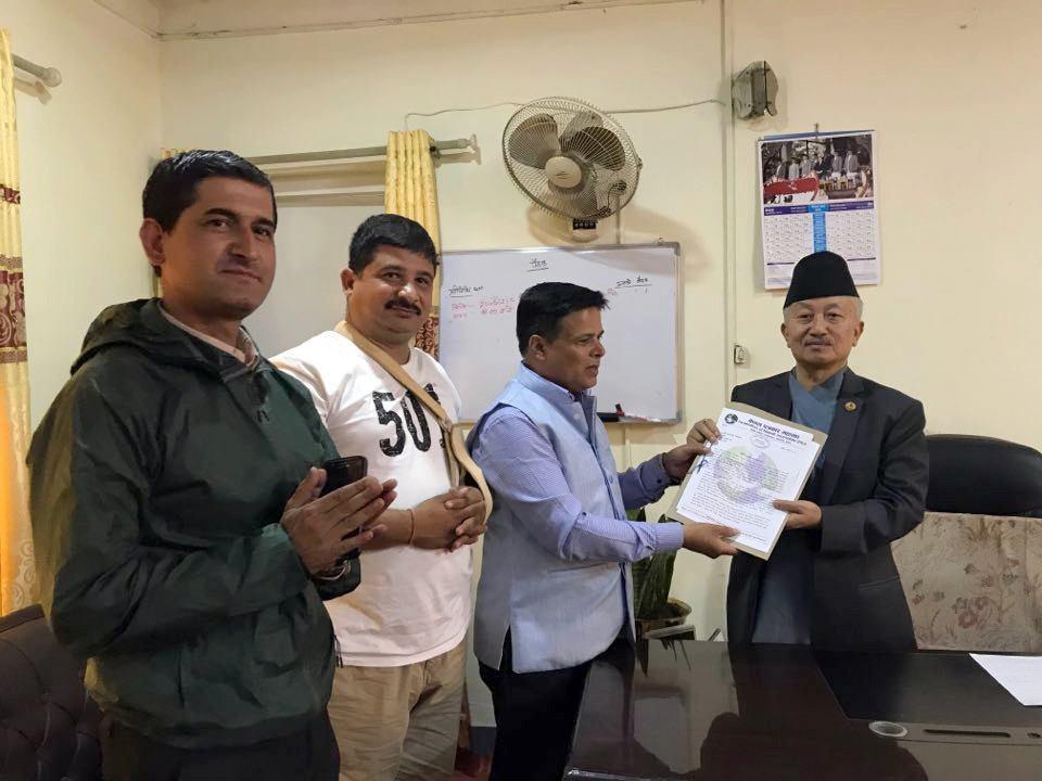 संसदमा दर्ता भएको मिडिया काउन्सिल विधेयक संशोधन हुन्छ : नेम्वाङ