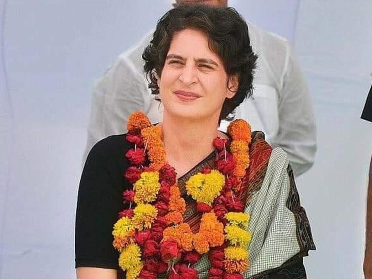 भारतीय काँग्रेस महासचिव प्रियंकाले सुरु गरिन् गंगायात्रा