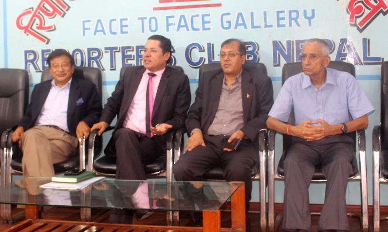 नेपाल-भारत बैठकका एजेण्डाबारे प्रधामन्त्रीका परराष्ट्र मामिला सल्लाहकारले गराए जानकारी