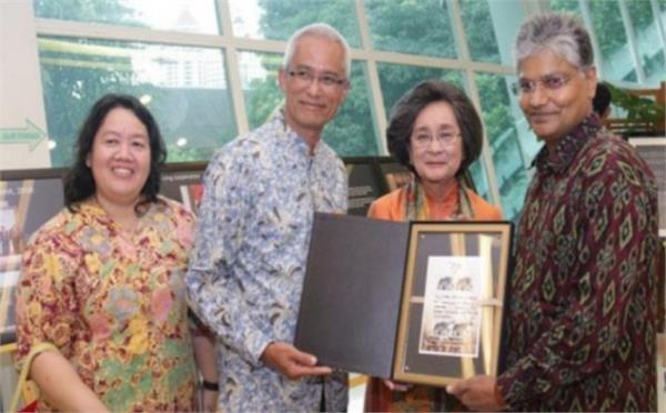 इन्डोनेसियाको हुलाक टिकटमा रामायणको एक प्रसंगको चित्र