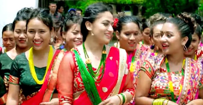 रमिला न्यौपानेको तीज गीत 'पशुपतिमा' सार्वजनिक