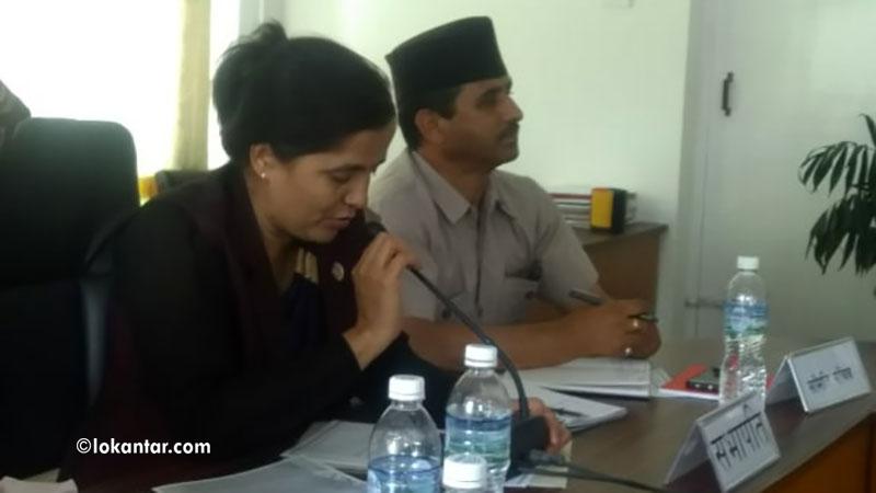 संसदीय समितिको निर्देशन– निजगढमा धावनमार्ग र पूर्वाधार निर्माण क्षेत्रमा मात्र रूख काट्नू