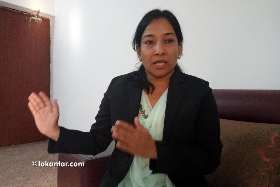 प्रचण्ड पुत्री रेनु दाहालमाथि गालीगलौज भएपछि निकालियो प्रेस विज्ञप्ति