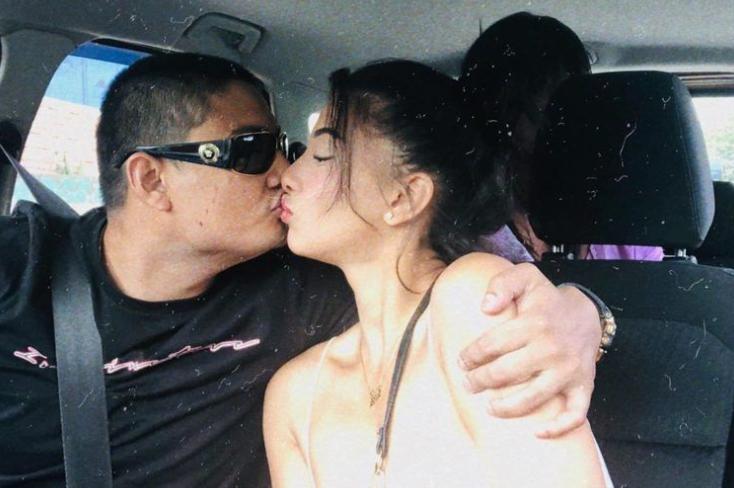 प्रेमीसँग गाडीमा किस गरेको फोटो सार्वजनिक भएपछि साम्राज्ञी पुन: चर्चामा