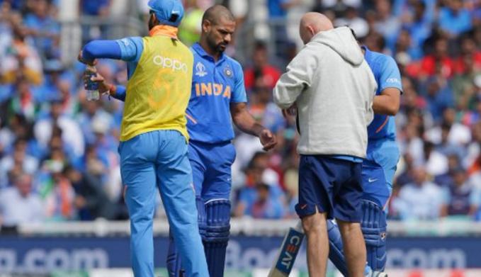 शिखर धवन चोटका कारण ३ हप्ता मैदान बाहिर रहने, कसले सम्हाल्ला भारतको ओपनिङ ?
