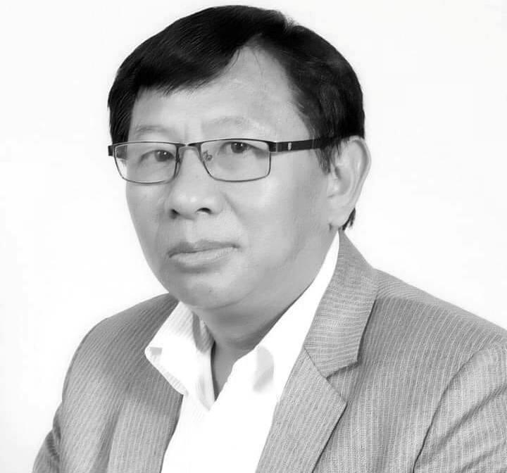 संगीतकर्मी श्रीमान् थुलुङको दुर्घटनामा मृत्यु