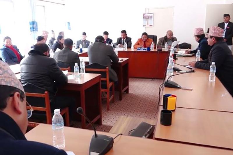 युरेनियम र प्लुटोनियमबारे निर्देशन दिन विधेयकमै शक्तिशाली निर्देशक समिति