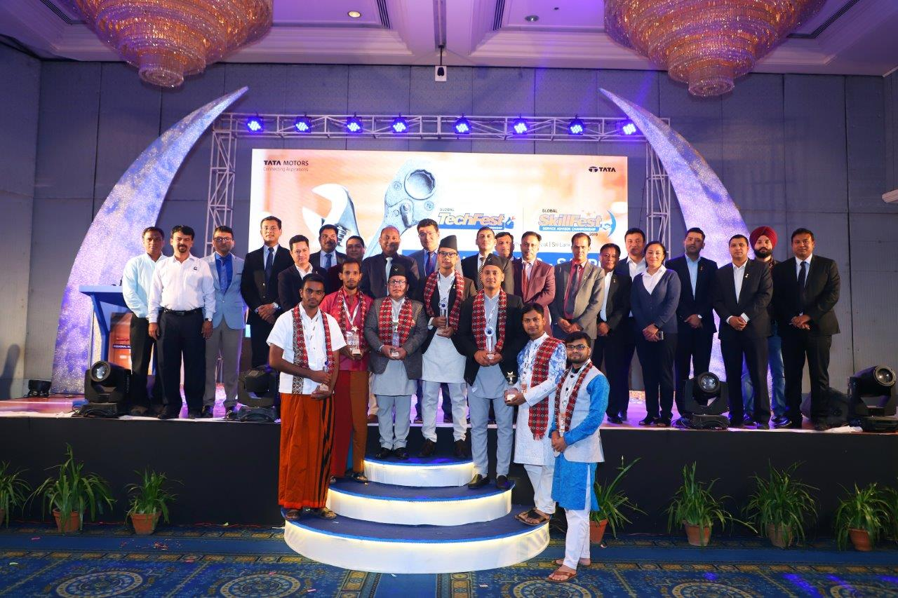 टाटा मोटर्स नेपालद्वारा सार्कस्तरीय स्किलफेस्ट र टेकफेस्ट २०१९ आयोजना