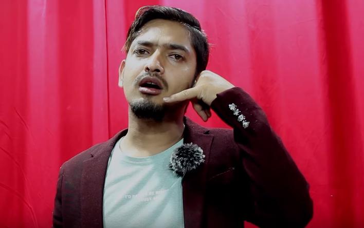 सुबोधको 'हाँस्ने घर'मा नेकपालाई व्यङ्ग्य (भिडियोसहित)