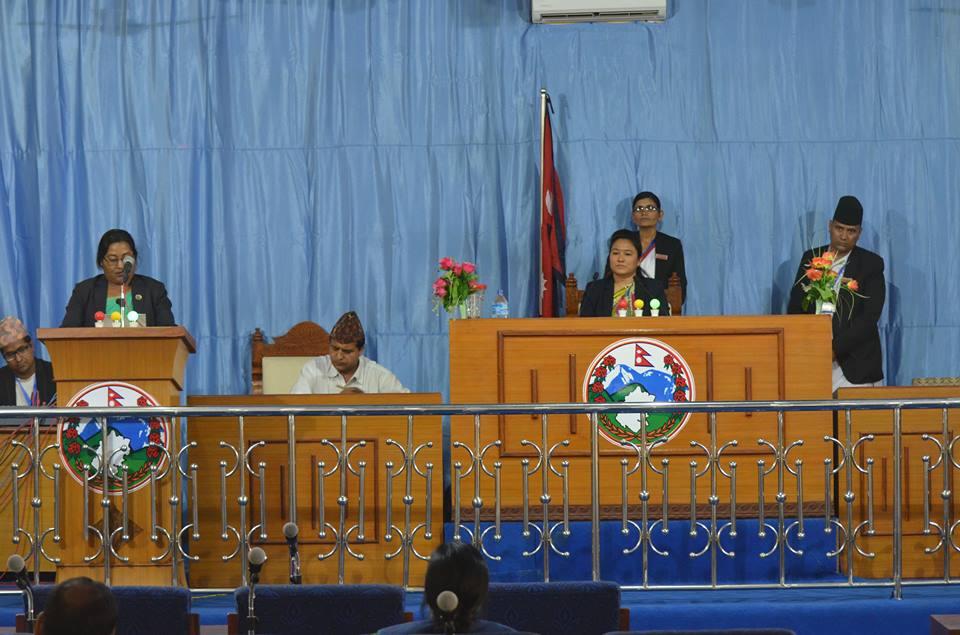सुदूरपश्चिम प्रदेश सभाको बजेट अधिवेसन शुरू