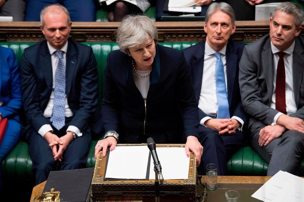 'ब्रेक्जिट डिल' संसदद्वारा अस्वीकृत, प्रधानमन्त्रीविरुद्ध अविश्वास प्रस्ताव