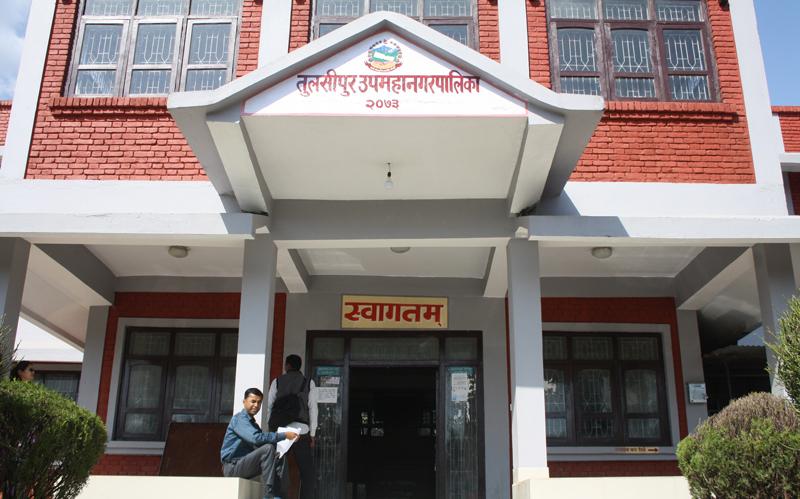 तुलसीपुरमा 'स्मार्ट छोरी' कार्यक्रम : २० वर्षसम्म मासिक १ सय भत्ता