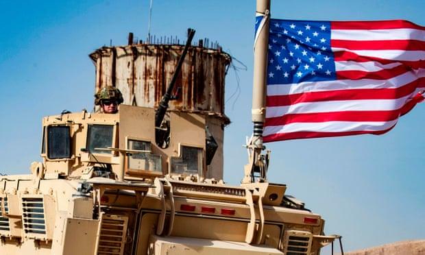 सिरियाबाट अमेरिकी सैनिक फिर्ती : ट्रम्पको सही कदम