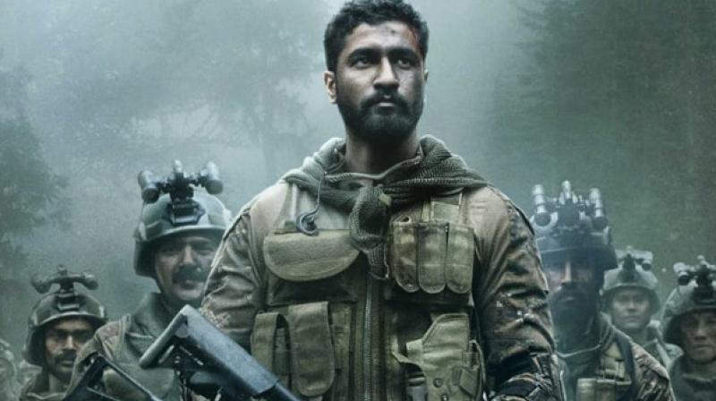'उरी' फिल्म समीक्षा : देशभक्तिको सन्देश, रोमाञ्चक एक्सन