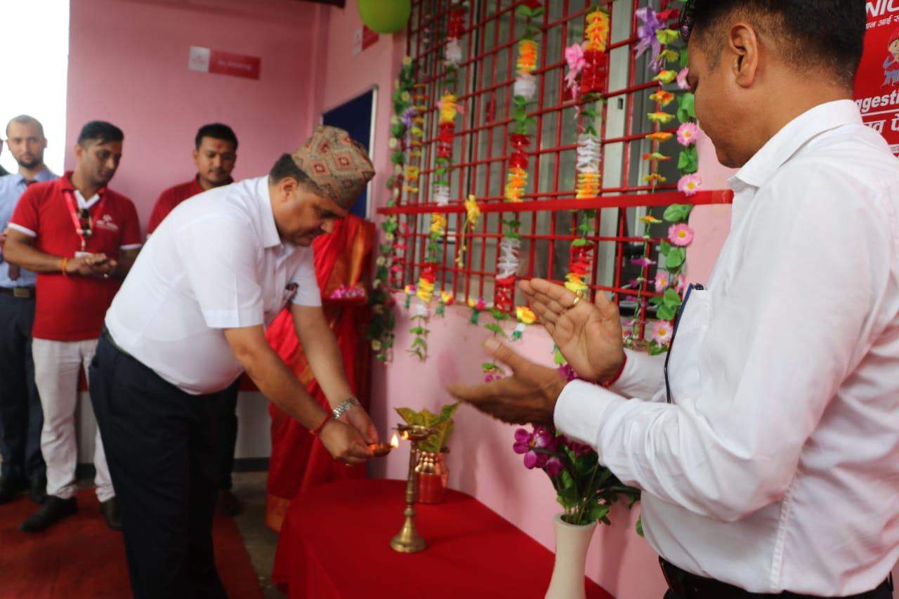 एनआईसी एशिया बैंककोे कञ्चनपुर भन्सार कार्यालय विस्तारित काउन्टर सञ्चालनमा