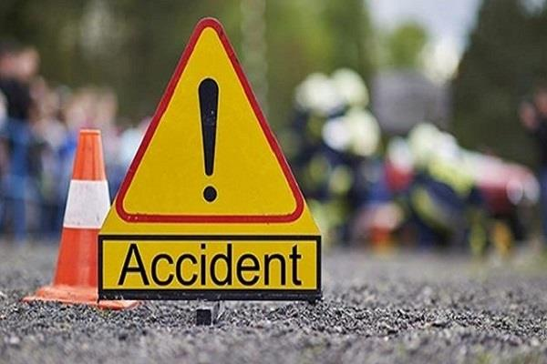 ट्रक दुर्घटना हुँदा दुई जनाको घटनास्थमै मृत्यु