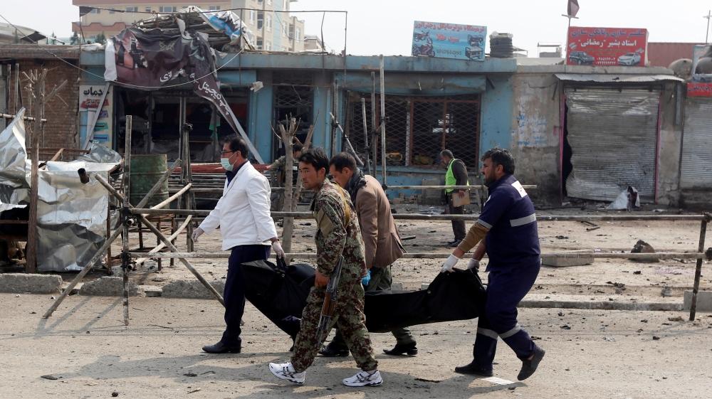 अफगान सैनिक कारबाहीमा ३९ लडाकूको मृत्यु