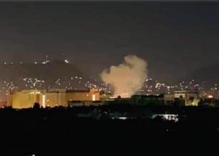 नाइन इलेभेनकै छेको पारेर काबुलस्थित अमेरिकी दूतावास नजिक बम विस्फोट