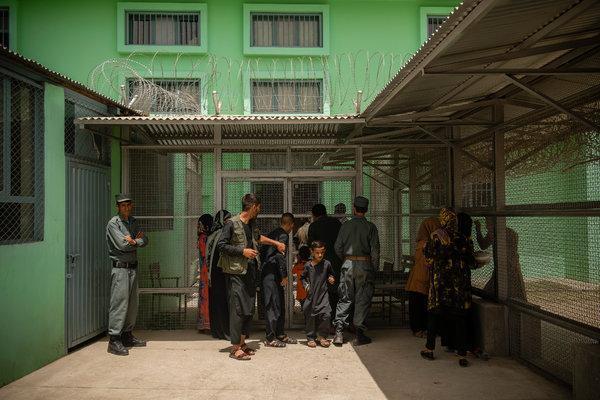 अफगानिस्तानको जेलमा थुनिएका सुसाइड बम्बर बालबालिका, आयो खतरनाक तथ्य