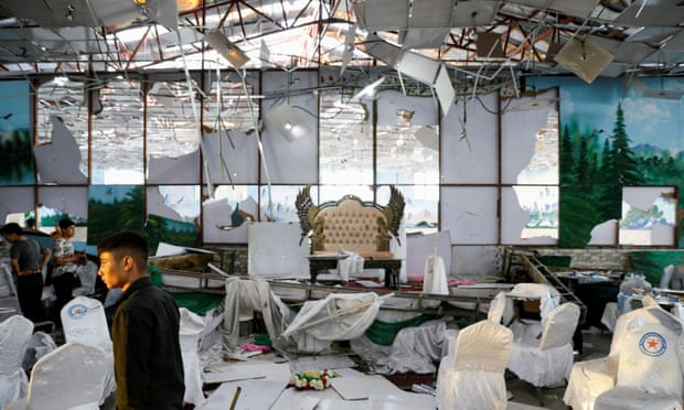 अफगानिस्तानमा एक विवाह समारोहमा विस्फोट, ६० भन्दा बढीको मृत्यु