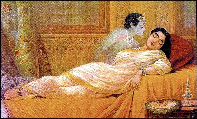 पौराणिक प्रेम प्रसंग : दुष्यन्त शकुन्तलादेखि अनिरुद्ध ऊषासम्म
