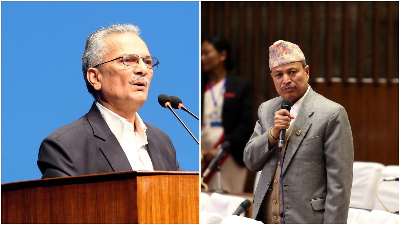 टीकापुर काण्डमा जुहारी : भीम रावलले बाबुरामलाई देखे 'षड्यन्त्रकारी र साम्प्रदायिक'
