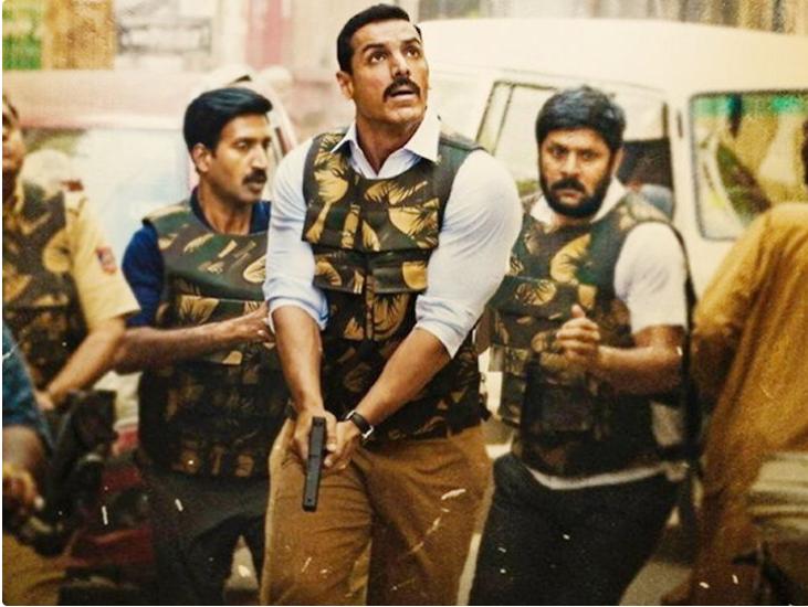 बाटला हाउस फिल्म समीक्षा : आतंकवादका विषयमा बनेको बोल्ड फिल्म
