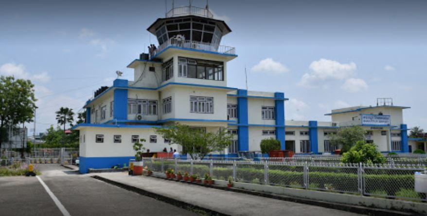 भरतपुर विमानस्थल खुल्यो