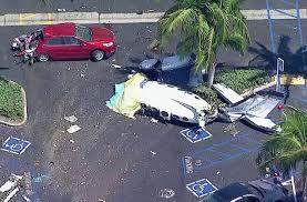 दक्षिणी क्यालिफोर्नियामा विमान दुर्घटना