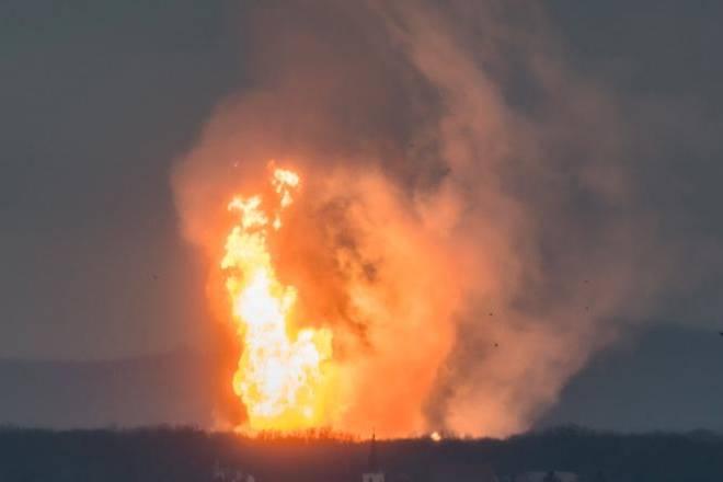 चीनमा रासायनिक कारखाना विस्फोट, चार जनाको मृत्यु