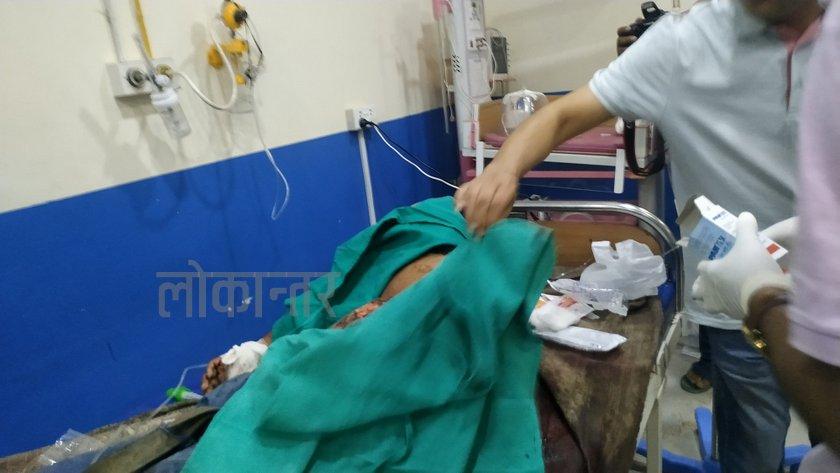 धनगढी बम विस्फोटः घाइते एकजनाको उपचारको क्रममा मृत्यु