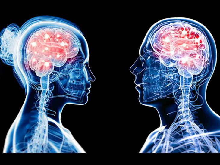 पुरुषको भन्दा महिलाको दिमाग जवान हुने अध्ययनको निष्कर्ष