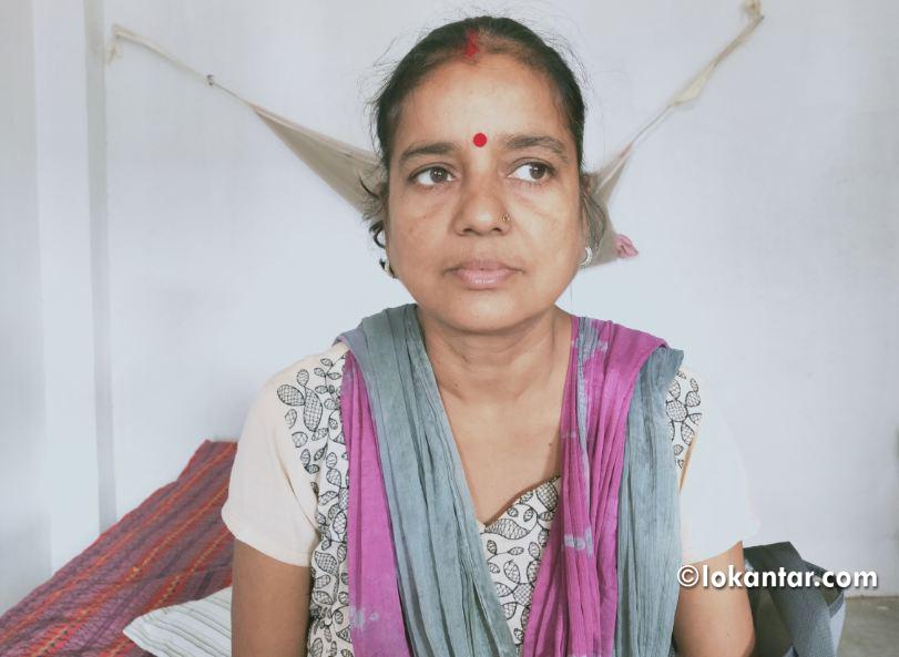 अब्बल चित्रकार चन्दा : दुवै मृगौला फेल भएर जीवन र मृत्युबीच संघर्ष गर्दै