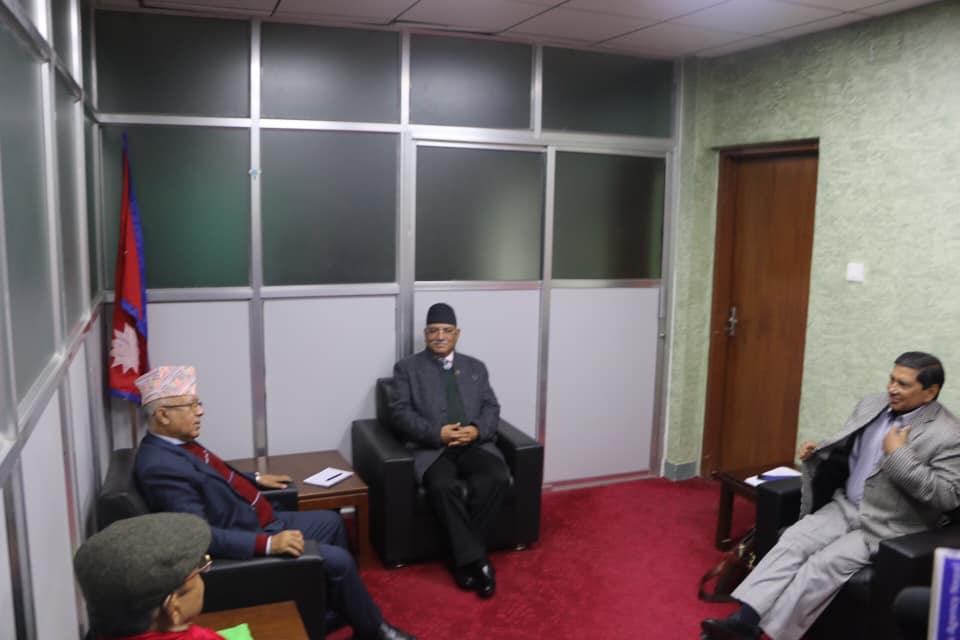 बुधवार बसेको नेकपा सचिवालय बैठक