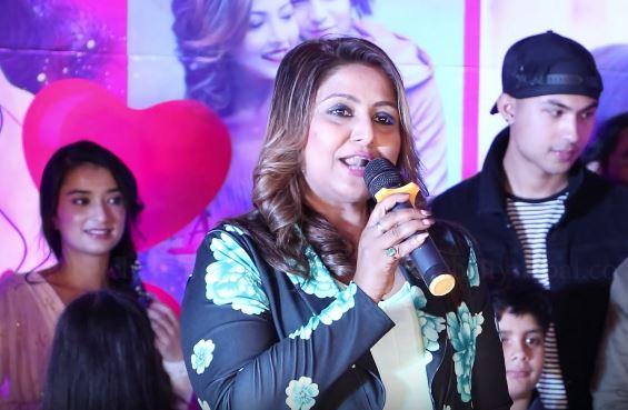 सुहानाले दर्शकलाई ठूलो सपना देखाएकी छिन् :दीपाश्री निरौला