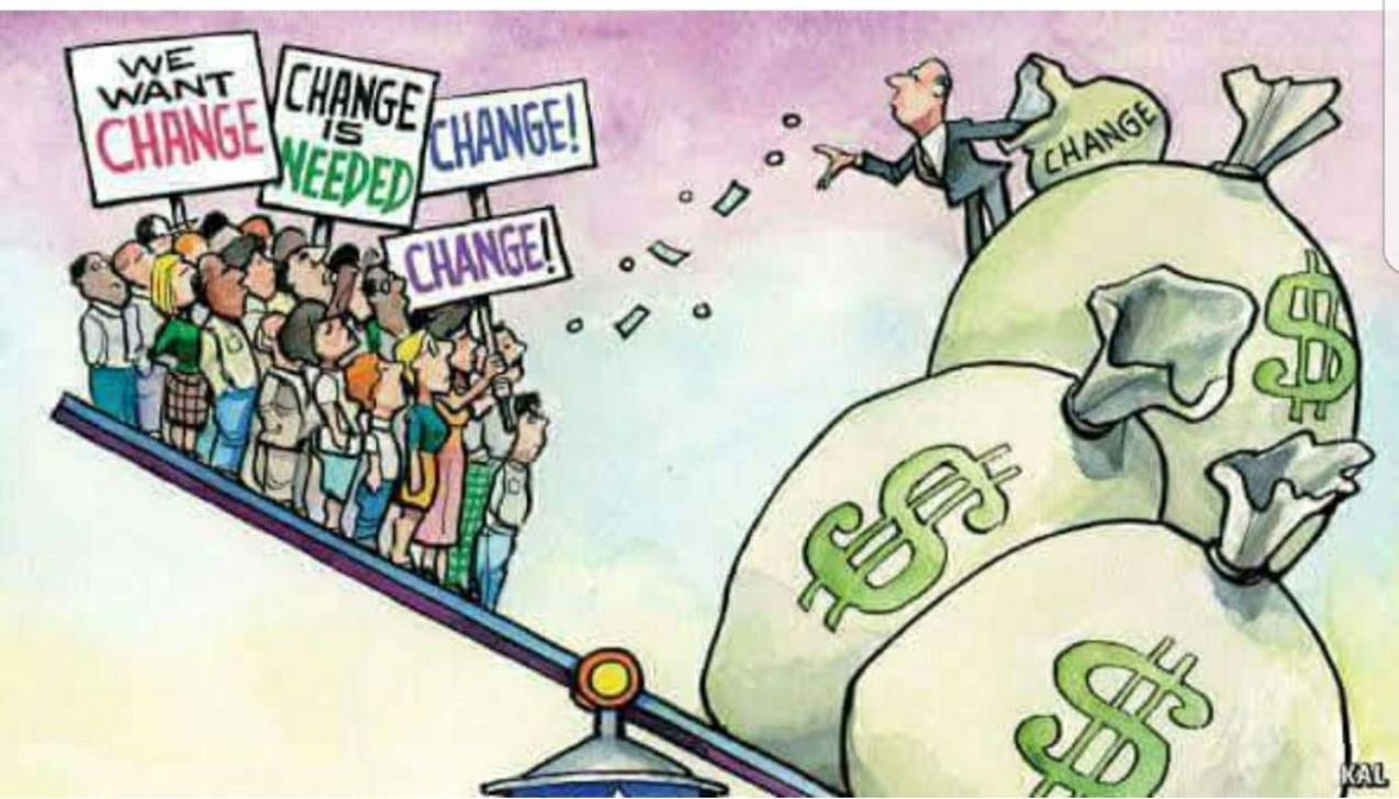 नवउदारवाद असफल : अबको बाटो प्रगतिशील पूँजीवाद !