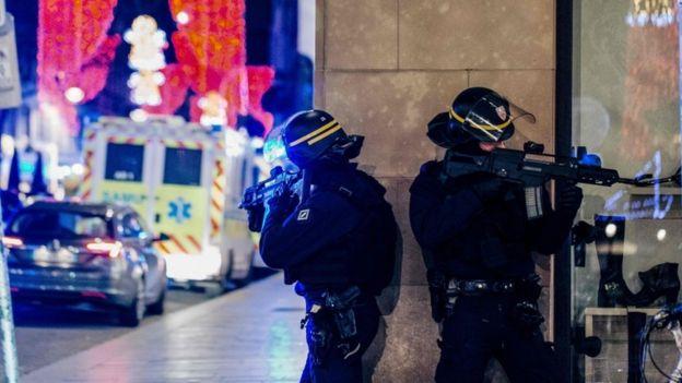 पेरिस विष्फोट : घाइतेमध्ये दुई जनाको मृत्य