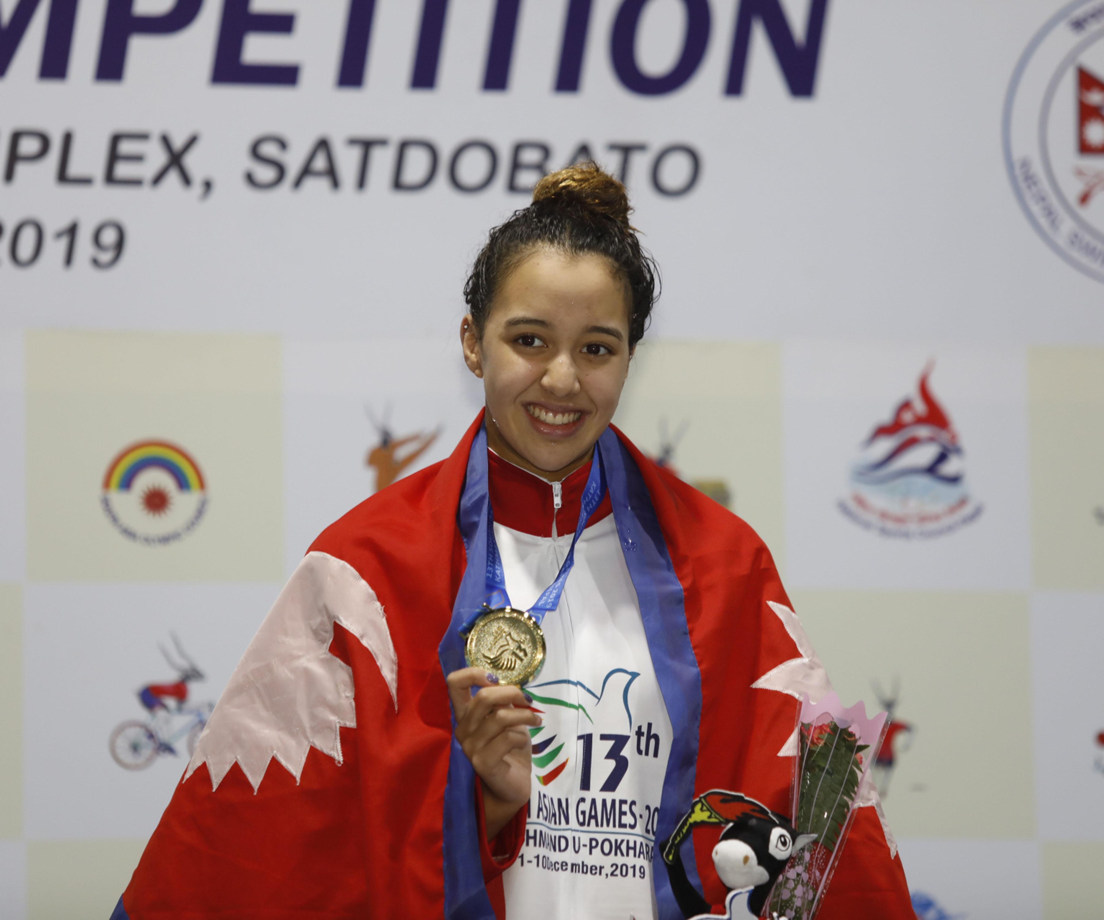 आर्मीका खेलाडीले जिते २३ स्वर्णसहित १०३ पदक, गौरिका पनि आर्मीमा !
