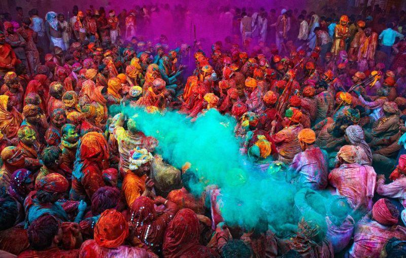 तराई-मधेसमा आज होली : जनकपुरमा भोलि, प्रदेश दुईमा २ दिन बिदा
