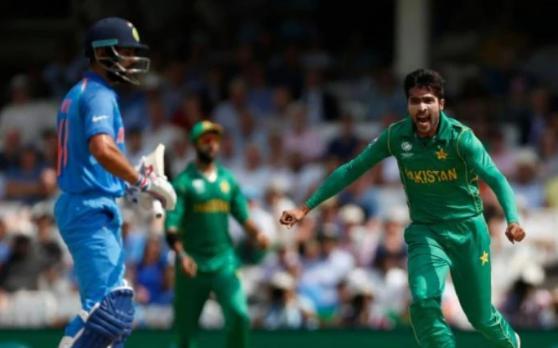 विश्वकप क्रिकेट : भारतका ब्याट्स्म्यान विरुद्ध पाकिस्तानका पेसर