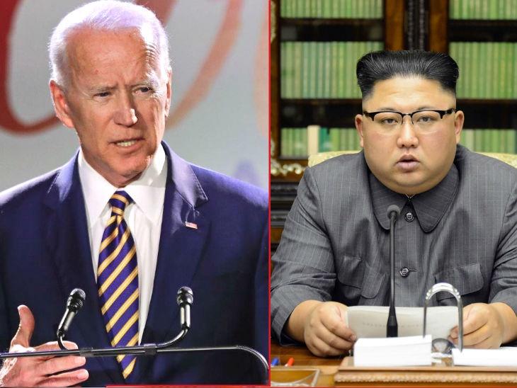किमको आलोचना गरेपछि जो बाइडनलाई उत्तर कोरियाले भन्यो 'मूर्ख'