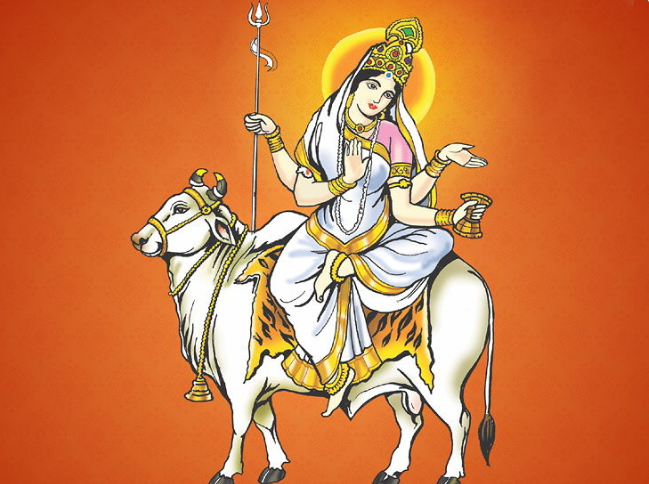 नवरात्रिको आठौं दिन महागौरीको पूजा गर्दा बढ्छ सकारात्मक ऊर्जा